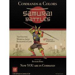 Commands & Colors: Samurai Battles (Ding & Dent)
