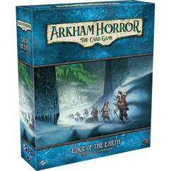 Arkham Horror LCG: Edge of the Earth Campaign Expansion (PREORDER)