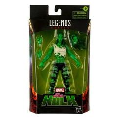 Marvel Legends Series: Avengers - She-Hulk Action Figure (6in)