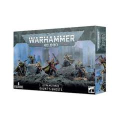 Warhammer 40K: Astra Militarum - Gaunt's Ghosts