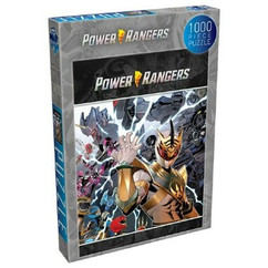 Power Rangers Heroes of the Grid: Shattered Grid - Puzzle (1000pcs) (PREORDER)