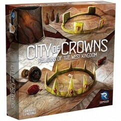 Paladins of the West Kingdom: City of Crowns Expansion (PREORDER)