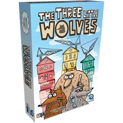 The Three Little Wolves (PREORDER)