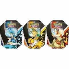 Pokemon: Eevee Evolutions Tins (Set of 3)