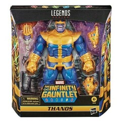 Marvel Legends Series: The Infinity Gauntlet - Thanos (6in)