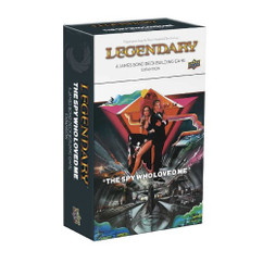Legendary DBG: 007 The Spy Who Loved Me Expansion (PREORDER)