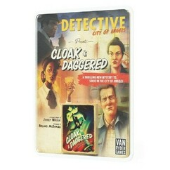 Detective: City of Angels - Cloak & Daggered Expansion (PREORDER)