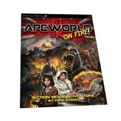 Feng Shui 2 RPG: Apeworld on Fire! (PREORDER)