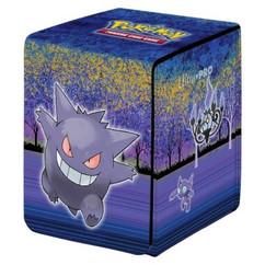 Ultra Pro Deck Box: Pokemon Gallery Series - Haunted Hollow (Alcove Flip) (PREORDER)