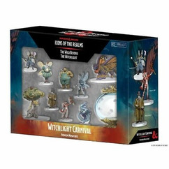 Dungeons & Dragons Miniatures: Icons of the Realms - The Wild Beyond the Witchlight Carnival Premium Set (PREORDER)