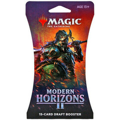 Magic: The Gathering - Modern Horizons 2 - Sleeved Draft Booster Pack