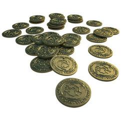 Magna Roma: Metal Coins Set (PREORDER)
