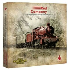 Small Railroad Empires: Red Company Expansion