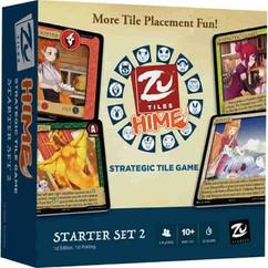 Zu Tiles: Hime - Starter Set 2 (PREORDER)