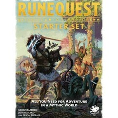 RuneQuest RPG: Starter Set (PREORDER)