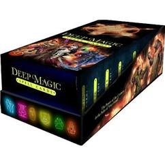 Deep Magic RPG (5E): Spell Cards Display Box (PREORDER)