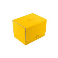 Game Genic Deck Box: Sidekick 100+ Convertible (Yellow)