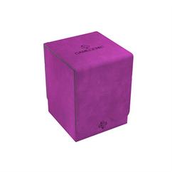 Game Genic Deck Box: Squire 100+ Convertible (Purple)