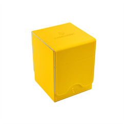 Game Genic Deck Box: Squire 100+ Convertible (Yellow)
