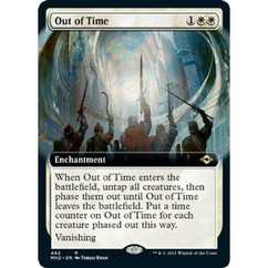Out of Time: Rare #442 - Modern Horizons 2 (Extended Art, Foil)