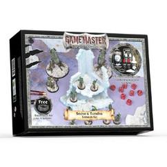 Gamemaster: Snow & Tundra Terrain Kit (PREORDER)