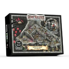Gamemaster: Ruins & Cliffs Terrain Kit