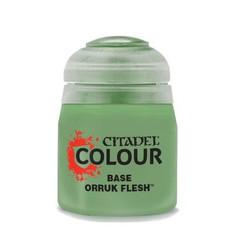 Citadel Colour Base Paint: Orruk Flesh (12ml)