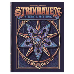 Dungeons & Dragons 5E RPG: Strixhaven - A Curriculum of Chaos (Alternate Cover) (PREORDER)