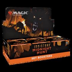 Magic: The Gathering - Innistrad - Midnight Hunt - Set Booster Box (Bulk Discounts) (PREORDER)
