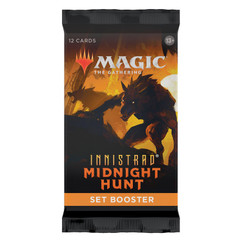 Magic: The Gathering - Innistrad - Midnight Hunt - Set Booster Pack