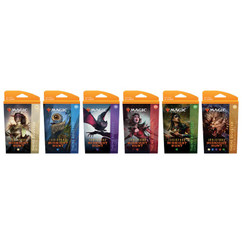Magic: The Gathering - Innistrad - Midnight Hunt - Theme Booster (Set of 6)
