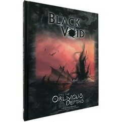 Black Void RPG: Into the Oblivious Depths (PREORDER)