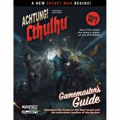 Achtung! Cthulhu 2D20 RPG: Gamemaster's Guide (PREORDER)
