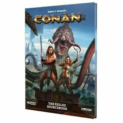 Conan RPG: The Exiles Sourcebook (PREORDER)