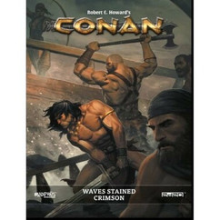 Conan RPG: Waves Stained Crimson (PREORDER)