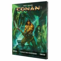 Conan RPG: The Wanderer (PREORDER)