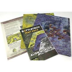 BattleTech: Map Pack - Alien Worlds (PREORDER)