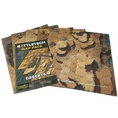 BattleTech: Map Pack - Deserts (PREORDER)