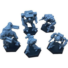 BattleTech: Miniature Force Pack - Clan Fire Star (PREORDER)