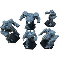BattleTech: Miniature Force Pack - Heavy Battle Star (PREORDER)