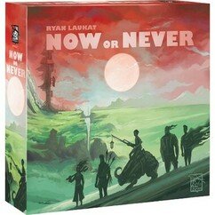 Now or Never (PREORDER)