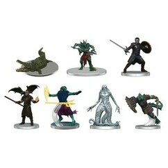 Dungeons & Dragons Miniatures: Icons of the Realms - Ghosts of Saltmarsh Box 2 (PREORDER)