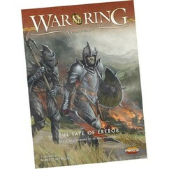 War of the Ring 2nd Edition: The Fate of Erebor Expansion (PREORDER)