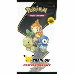 Pokemon: First Partner Pack - Sinnoh