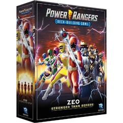 Power Rangers - Deck-Building Game: Zeo - Stronger Than Before (PREORDER)