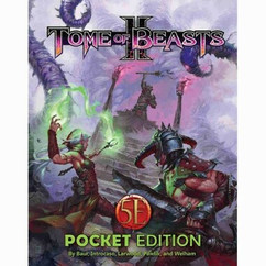 Tome of Beats II RPG: Pocket Edition (5E)