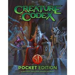 Creature Codex: Pocket Edition (5E)