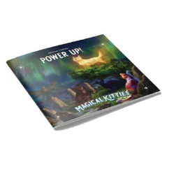 Magical Kitties Save the Day RPG: Power Up! (PREORDER)