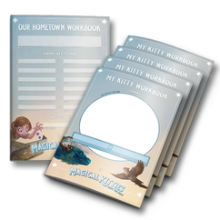 Magical Kitties Save the Day RPG: The World of Series Workbook Pack (PREORDER)
