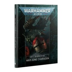 Warhammer 40K: War Zone Charadon – Act II: The Book of Fire